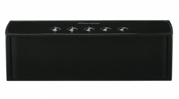 Pioneer XW-BTSP70 schwarz Ansicht vorne