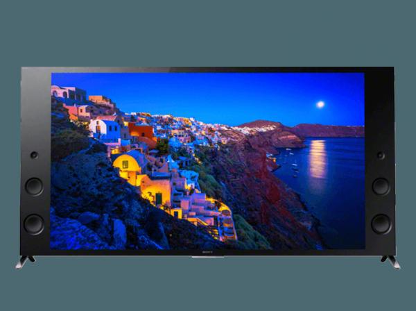 Sony KD-55X9305C Ansicht vorne 1