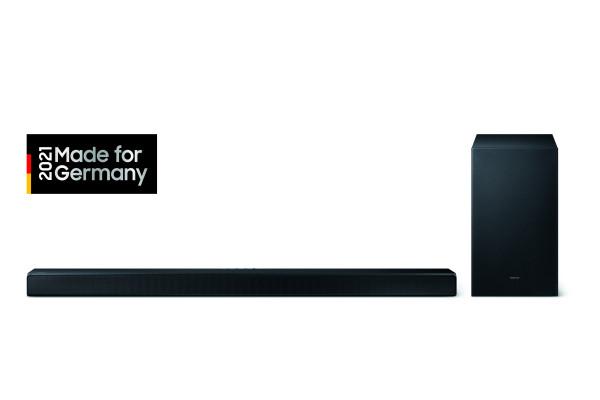 Samsung HW-A650/ZG - Schwarz - Ansicht vorne 1