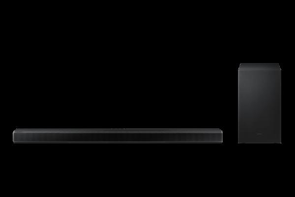 Samsung HW-Q700A/ZG - Schwarz - Ansicht vorne 1