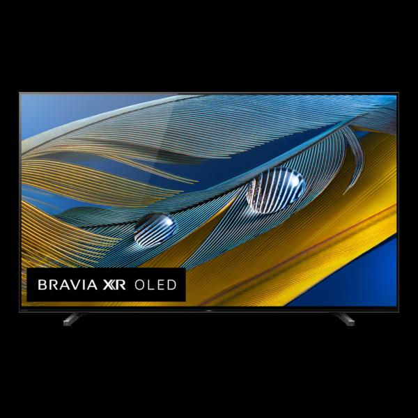 Sony XR-65A83J OLED TV - Ansicht vorne 1