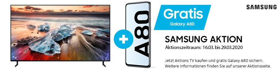 Samsung Aktion: Gratis Galaxy A80 vom 16.03. bis 29.03.2020