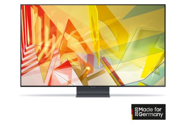 Samsung Q95T GQ65Q95TGTXZG - 4K QLED TV - Ansicht vorne 1