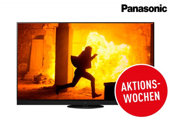 Panasonic Cashback Aktion: Panasonic TX-55HZN1508 OLED TV - Ansicht vorne 1