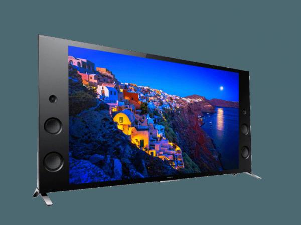 Sony KD-65X9305C Ansicht seitlich 1