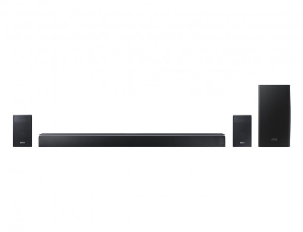 Samsung HW-Q90R/ZG - Schwarz - Ansicht vorne
