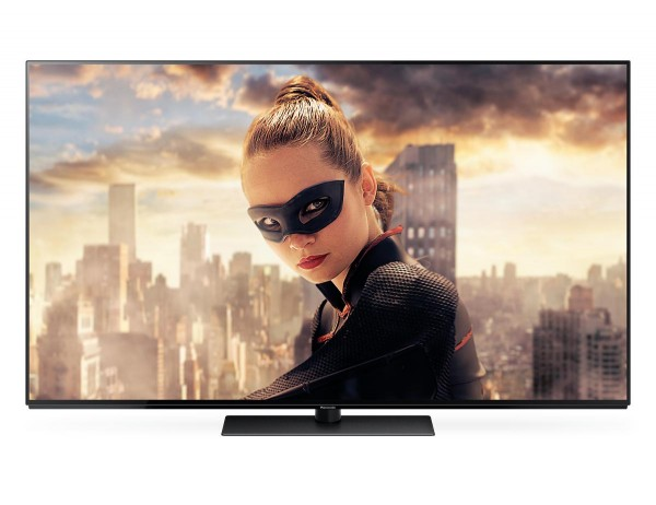 Panasonic TX-55FZW804 OLED UHD TV Ansicht vorne