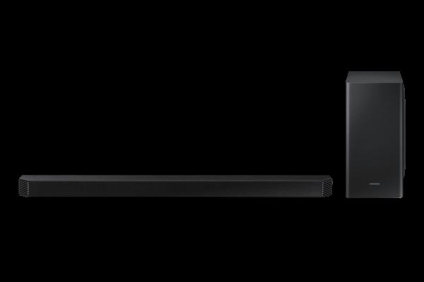 Samsung HW-Q900T/ZG - Schwarz - Ansicht vorne