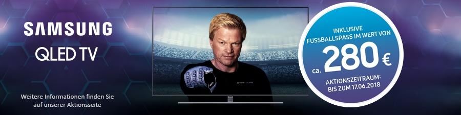 Samsung Fußballpass Aktion