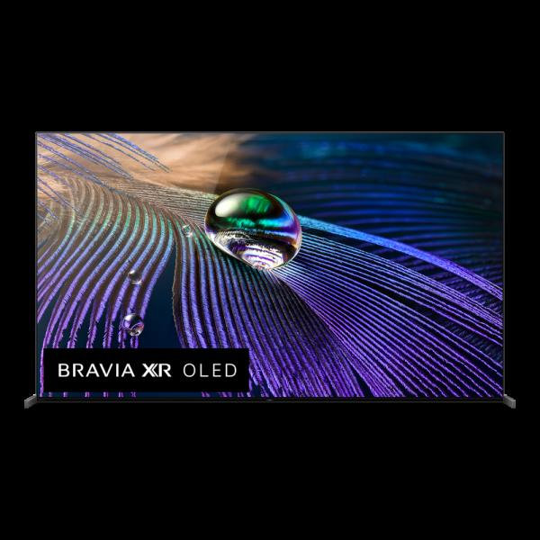 Sony XR-55A90J OLED TV - Ansicht vorne 1