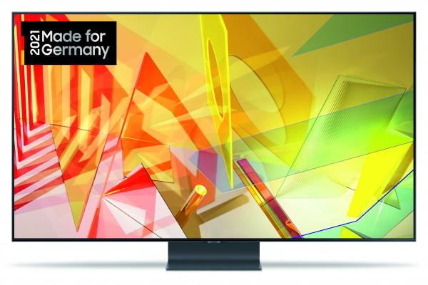 Samsung Q95T GQ65Q95TCTXZG - 4K QLED TV - Ansicht vorne 1