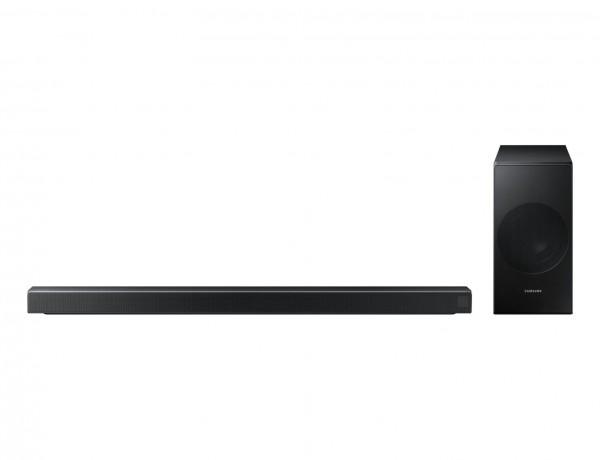 Samsung HW-N550/ZG - Schwarz - Ansicht vorne
