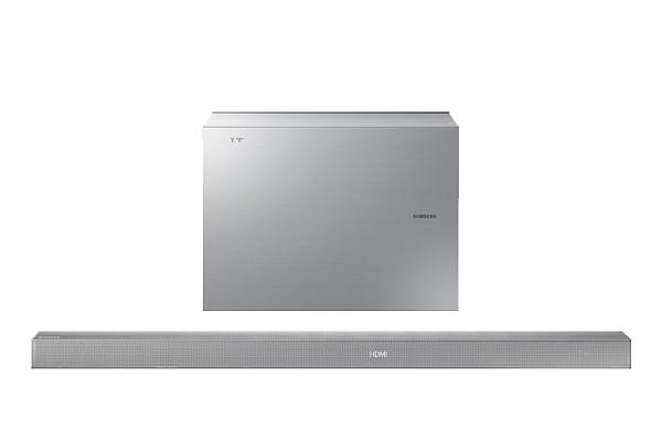 Samsung HW-K651/EN Soundbar - Silber - Ansicht vorne 1