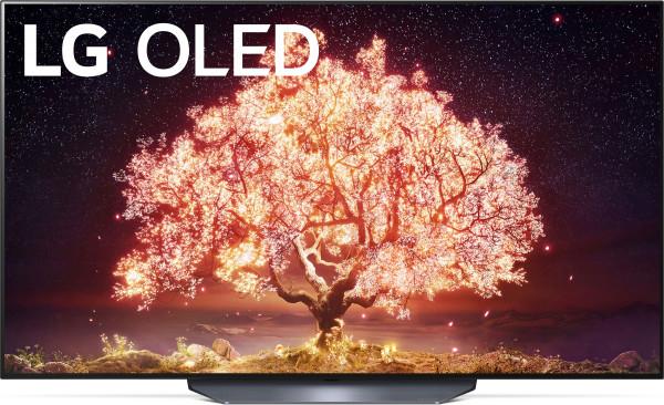 LG OLED77B19LA - OLED TV B1 - Ansicht vorne