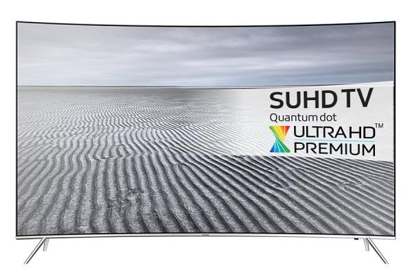 Samsung UE55KS7590UXZG SUHD LED TV Ansicht vorne