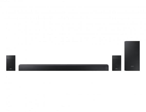 Samsung HW-N950/ZG Soundbar  - Schwarz - Ansicht vorne 1