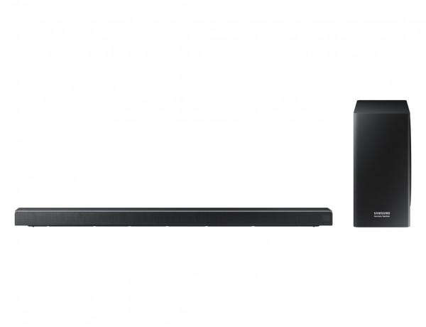 Samsung HW-Q70R/ZG - Schwarz - Ansicht vorne