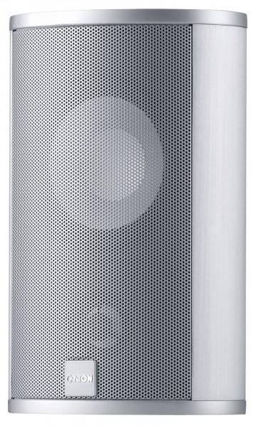 Canton CD 220.3 - Silber - Ansicht vorne