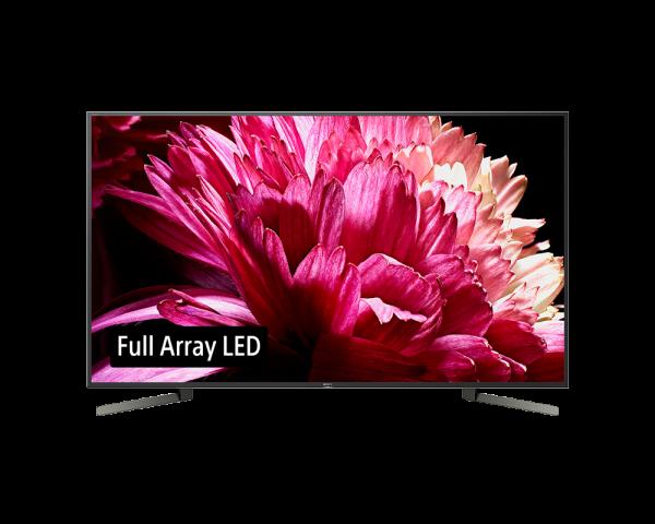 Sony KD-65XG9505BAEP - 4K UHD LED TV - Ansicht vorne 1