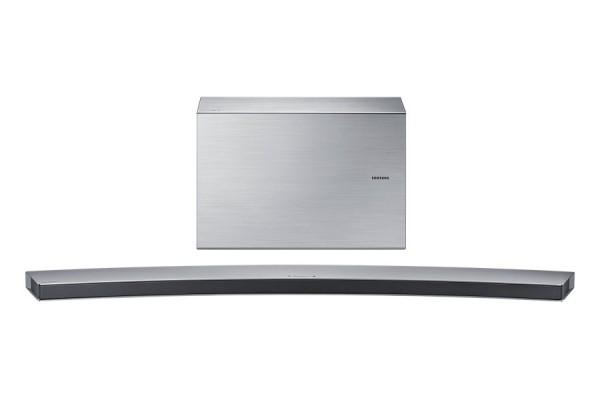 Samsung HW-J8501R Curved Soundbar Ansicht SUB