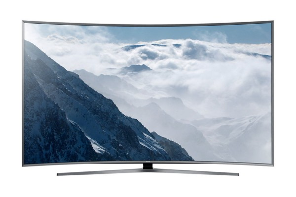 """Samsung UE88KS9890TXZG 88"""" Zoll SUHD TV Ansicht vorne 2"""