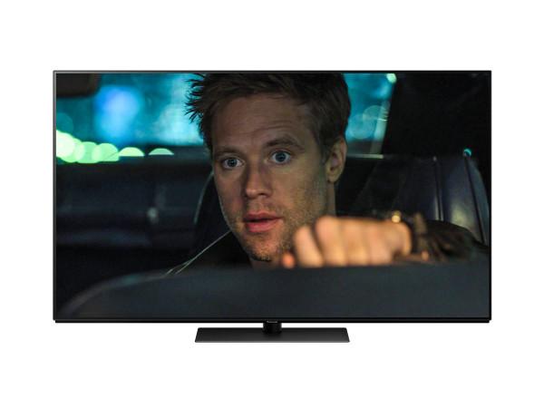 Panasonic TX-65GZW954 OLED Fernseher Ansicht vorne 1