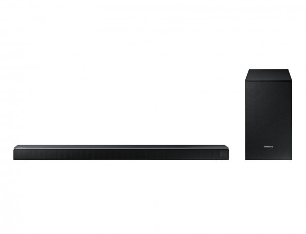 Samsung HW-N450/ZG - Schwarz - Ansicht vorne