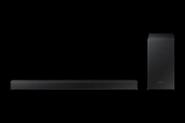 Samsung HW-T450/ZG - Schwarz - Ansicht vorne 1