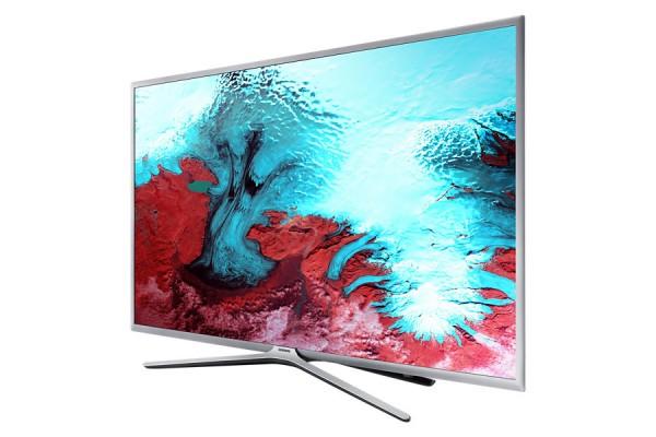 Samsung UE32K5659SUXZG fullHD LED TV - Ansicht seitlich 2