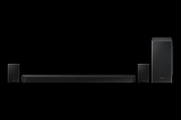 Samsung HW-Q950T/ZG - Schwarz - Ansicht vorne