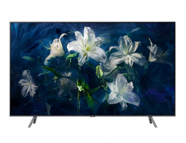 Samsung GQ65Q8DNGTXZG flat QLED Fernseher Ansicht vorne