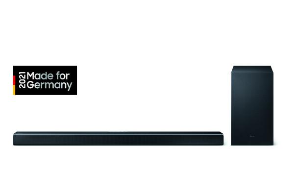 Samsung HW-Q600A/ZG - Schwarz - Ansicht vorne 1