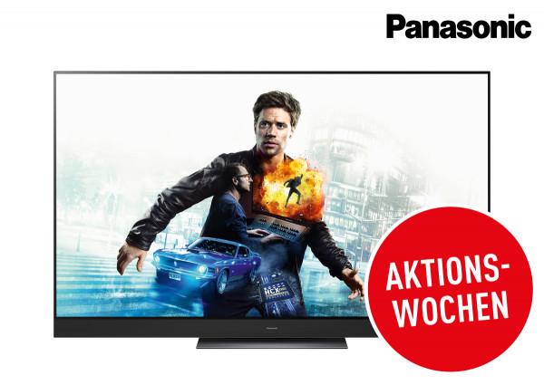 Panasonic Cashback Aktion: Panasonic TX-55HZW2004 OLED TV - Ansicht vorne 1