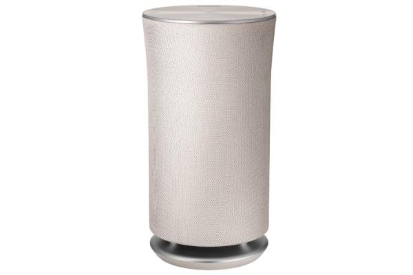 Samsung WAM3501/EN - Wireless Audio-Multiroom Lautsprecher in Creme - Ansicht vorne 1