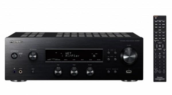 Pioneer SX-N30 schwarz Ansicht vorne