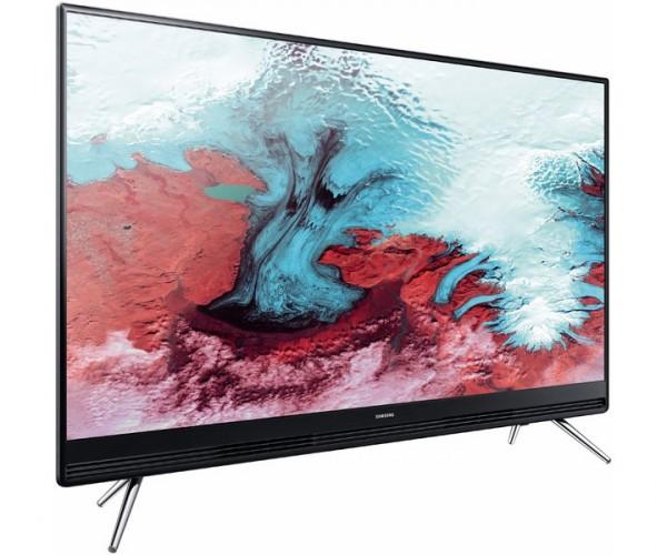 Samsung UE49K5179SSXZG full HD LED TV Ansicht seitlich 1