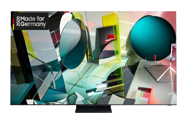 Samsung Q950T GQ85Q950TSTXZG - 8K QLED TV - Ansicht vorne 2