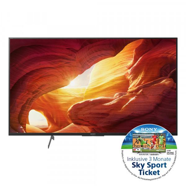 Sony XH85 KD-43XH8588BAEP - 4K LED TV - Ansicht vorne 1