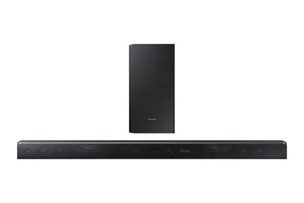 Samsung HW-K850/EN Soundbar - Schwarz - Ansicht vorne 1