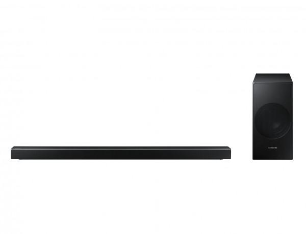 Samsung HW-N650/ZG - Schwarz - Ansicht vorne