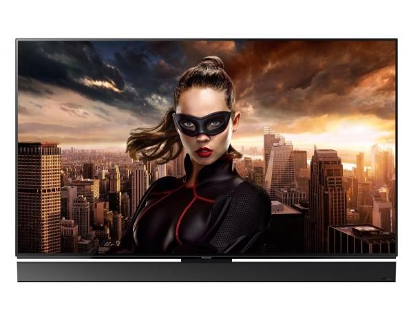 Panasonic TX-65FZW954 OLED Fernseher Ansicht vorne