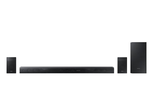 Samsung HW-K950/EN Soundbar - Schwarz - Ansicht vorne 1