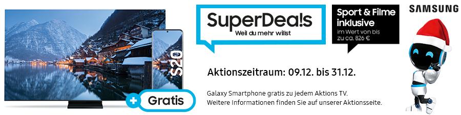 Samsung Xmas SuperDeals 2020