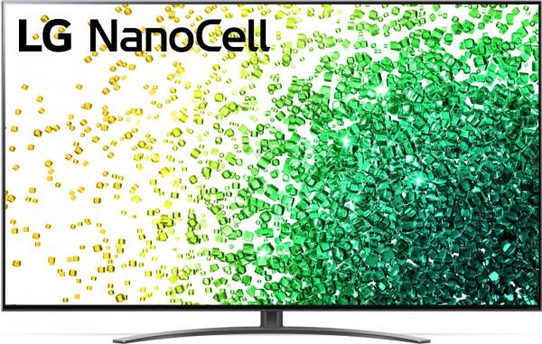 LG 55NANO869PA 4K TV - Ansicht vorne 1