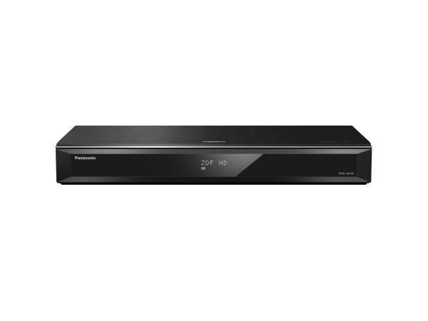 Panasonic DMR-UBC80EGK - Schwarz - Ansicht vorne
