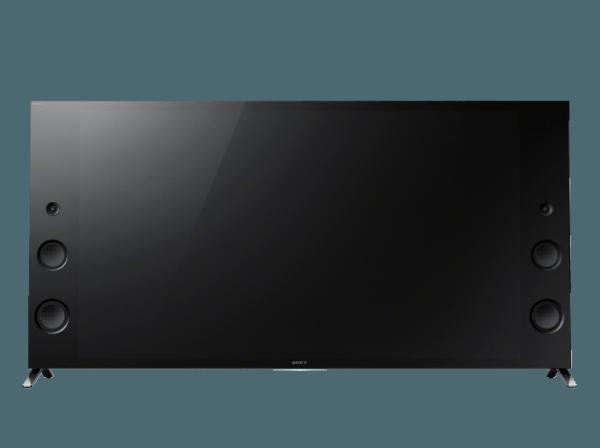 Sony KD-75X9405C Ansicht vorne 1