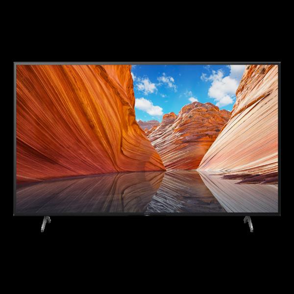 Sony X81J KD-75X81J - 4K LED TV - Ansicht vorne 1
