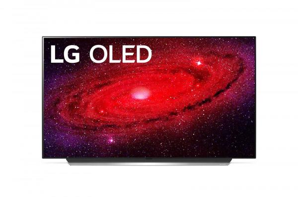 LG OLED48CX8LC Anischt vorne
