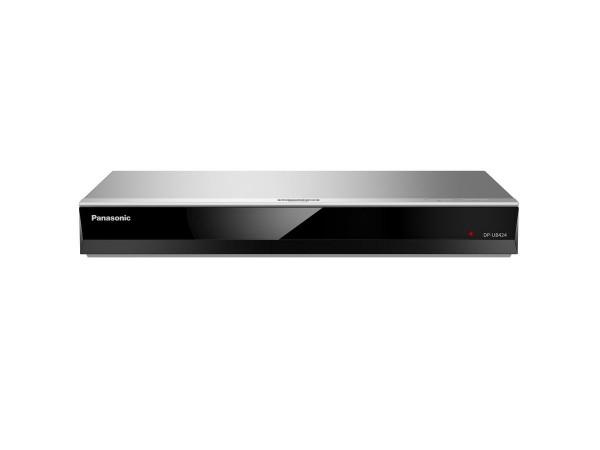 Panasonic DP-UB424EGS - Silber - Ansicht vorne
