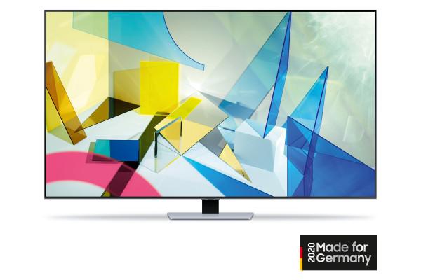 Samsung Q85T GQ65Q85TGTXZG - 4K QLED TV - Ansicht vorne 2
